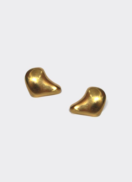 Rumme Padhas Earrings Accessories - Gold