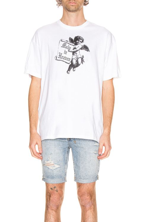 Ksubi Angel Man Short Sleeve Tee
