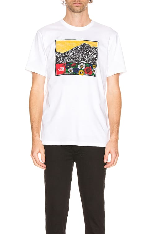 The North Face Short Sleeve Himalayan Source Tee