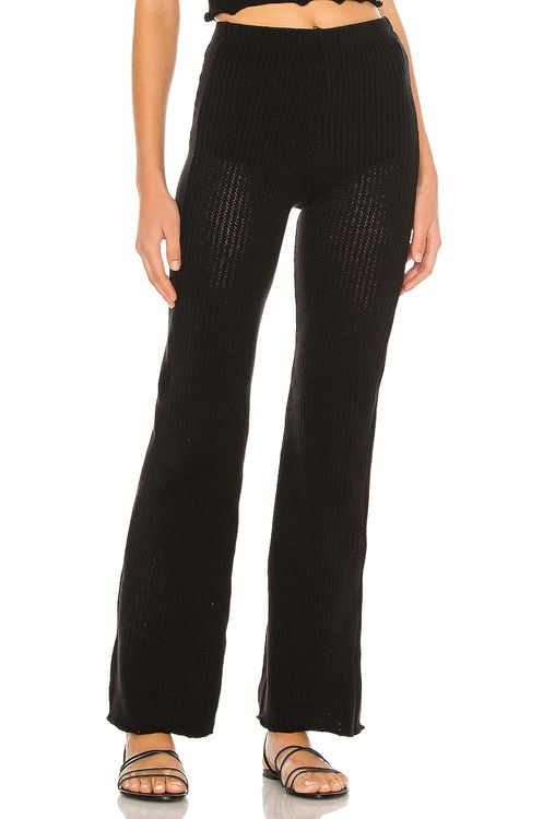 Indah Sneak Knit Long Lounge Pant