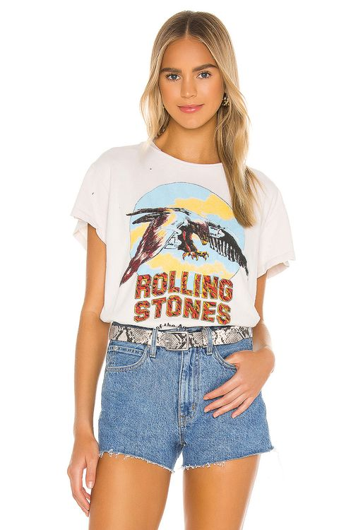Madeworn Rolling Stones Tour Of The Americas '75 Tee