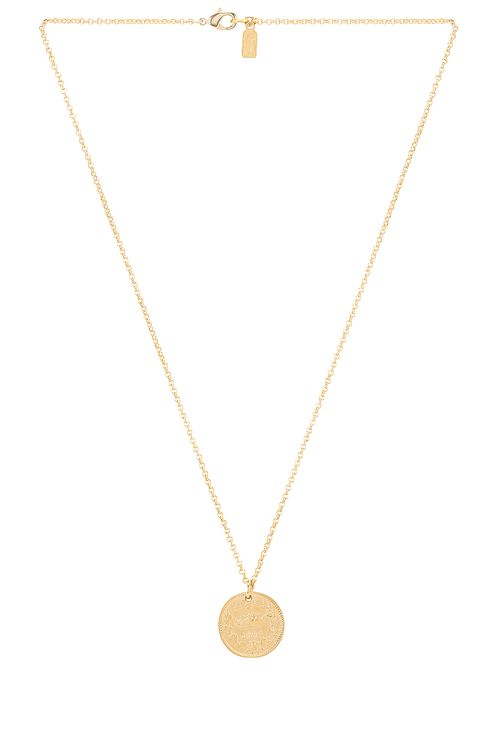 Electric Picks Jewelry Fortune Necklace