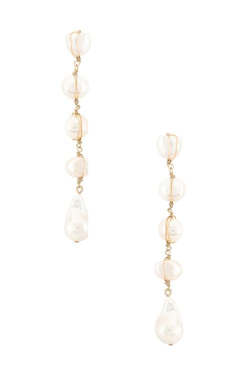 DANNIJO Pari Drop Earring