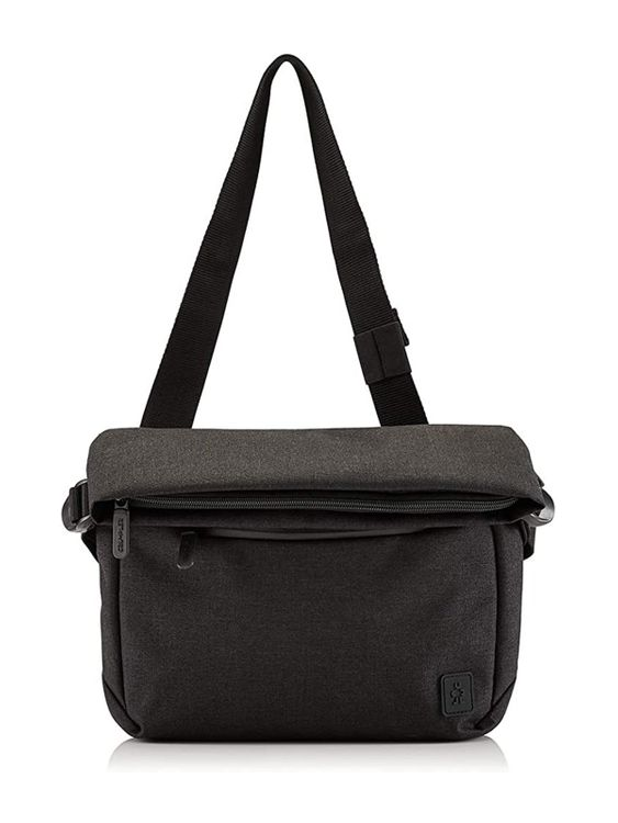 Crumpler Crumpler Mini Rocket Roll Top Messenger Black Marble