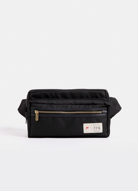 Taylor Fine Goods Sling Bag Japanese 402 Black