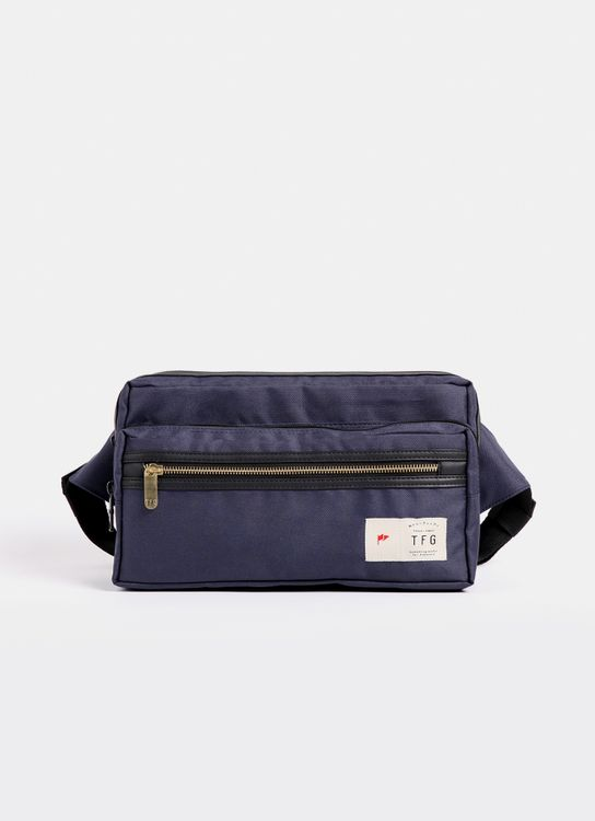 Taylor Fine Goods Sling Bag Japanese 402 Blue
