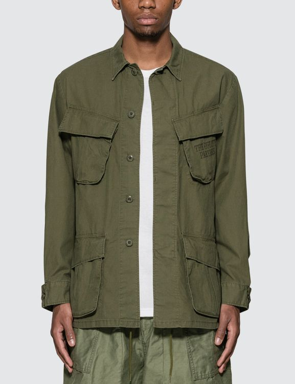 WACKO MARIA Fatigue Jacket (Type-3)