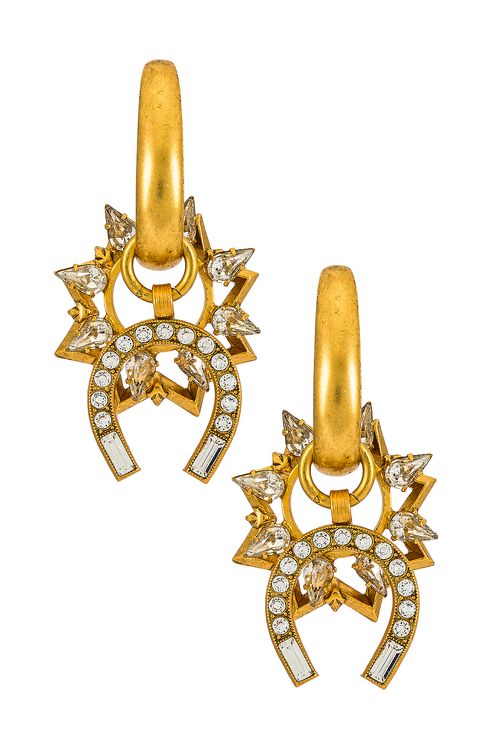 Elizabeth Cole Rooney Earrings