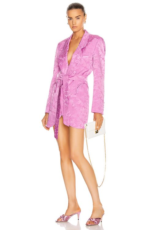 Blazé Milano Lulu Sunshine Double Breast Blazer