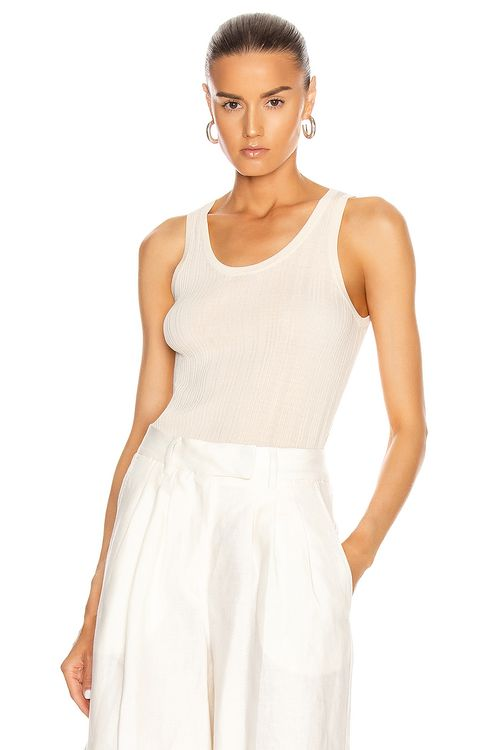 REMAIN Gere Sleeveless Knit Top