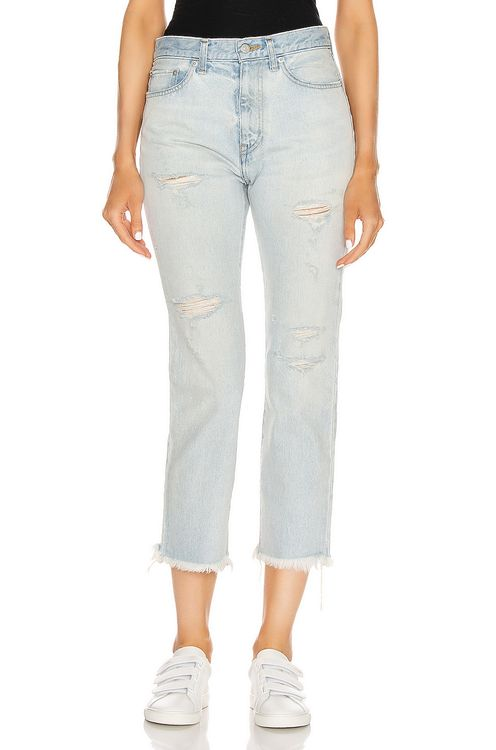 JOHN ELLIOTT Straight Leg Crop