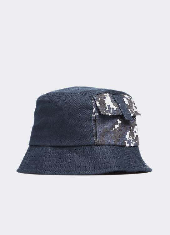 Jackhammer Co JACKHAMMER CO Pole Bucket Hat Navy