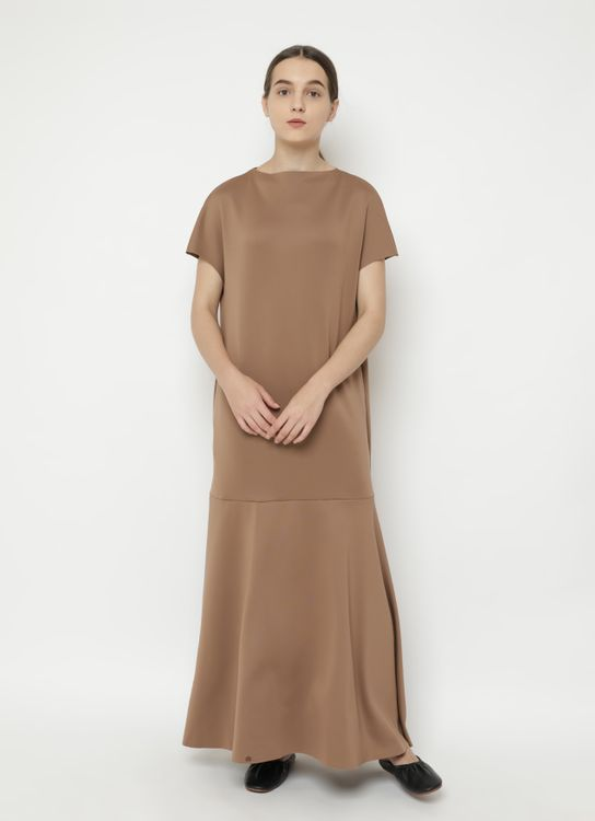 Basic by Komma Ep.02.098 - Dress - Mocca