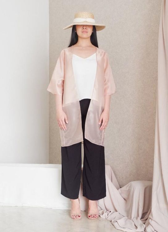 Clemence Sisca outer - Outer - Beige (CLM-262-Beige-F)