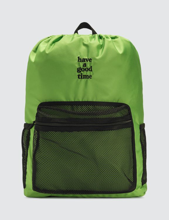 have a good time Logo Day Pack