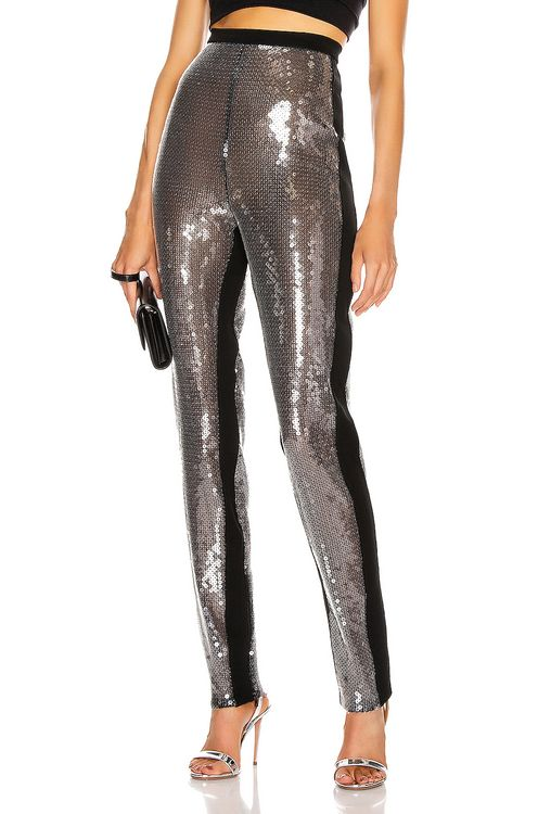 David Koma Sequin Legging