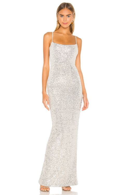 Nookie Lovers Nothings Sequin Gown