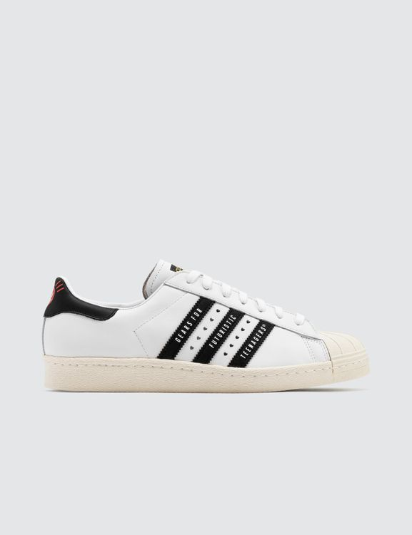 Adidas Originals Human Made x Adidas Consortium Superstar 80s