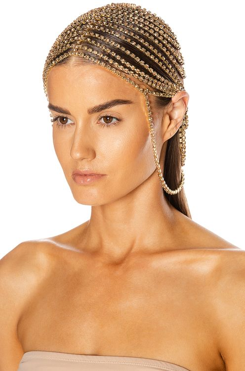 AREA Crystal Headpiece