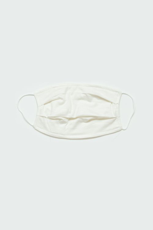 CLOTH INC Large Reuseable Face Mask in White Set