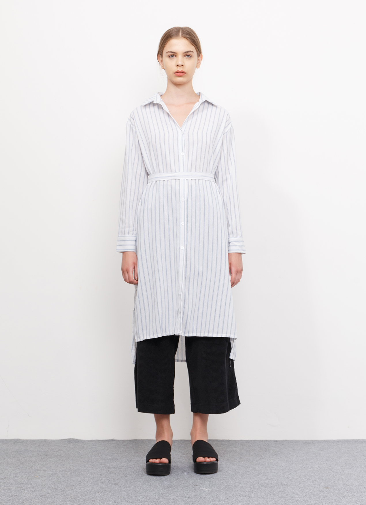 BOWN Cassian Dress - Off White