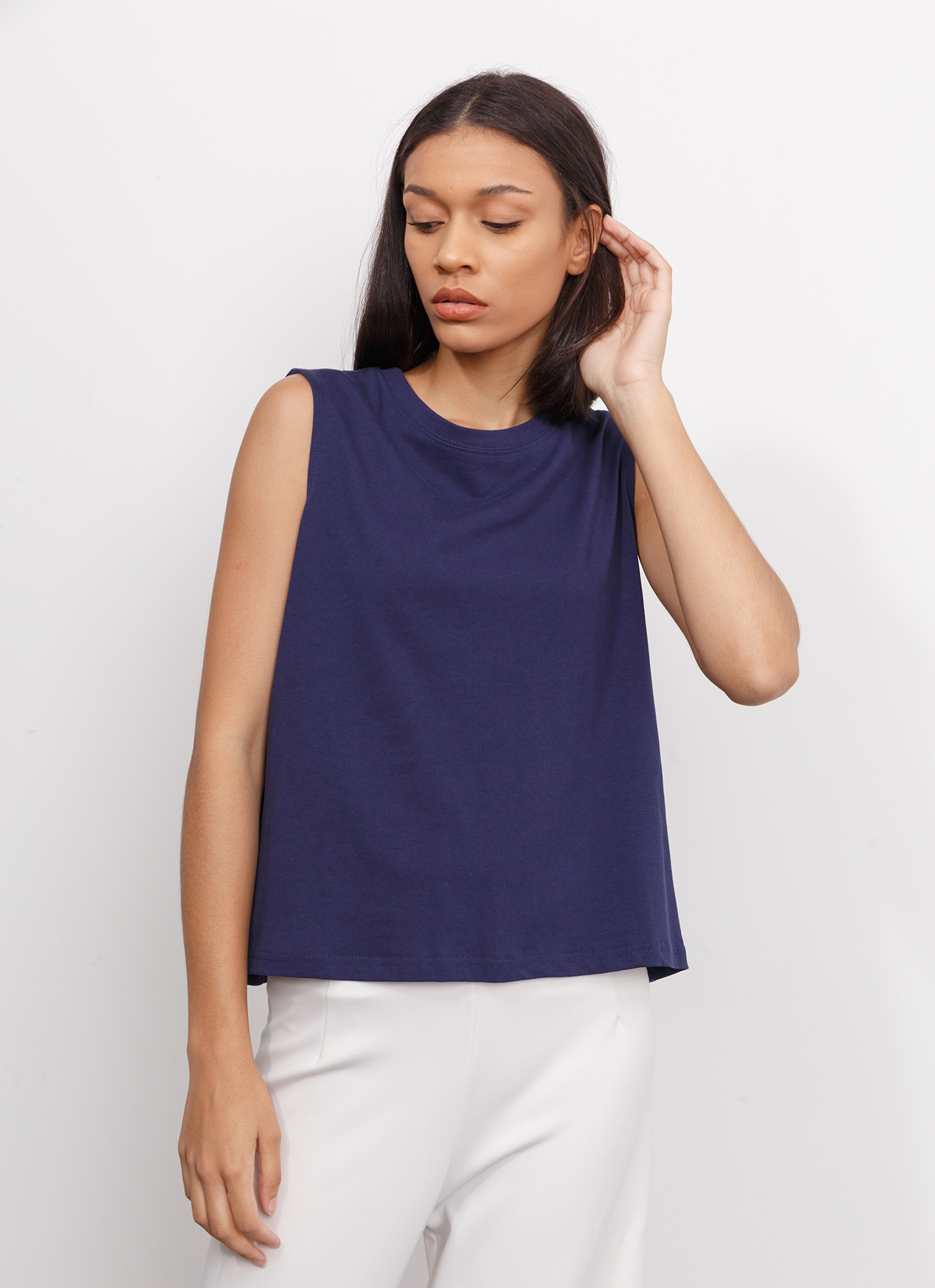 BOWN Bea Top - Blue