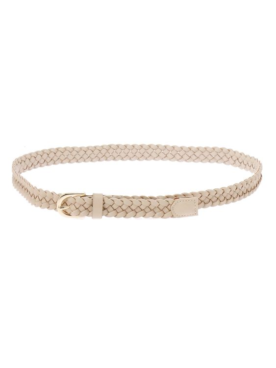E-hyphen World Gallery Betty Belt - Beige