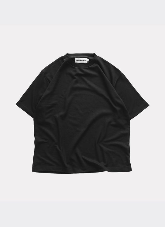 Monstrade Studios Monstrade Black Oversized T-Shirt