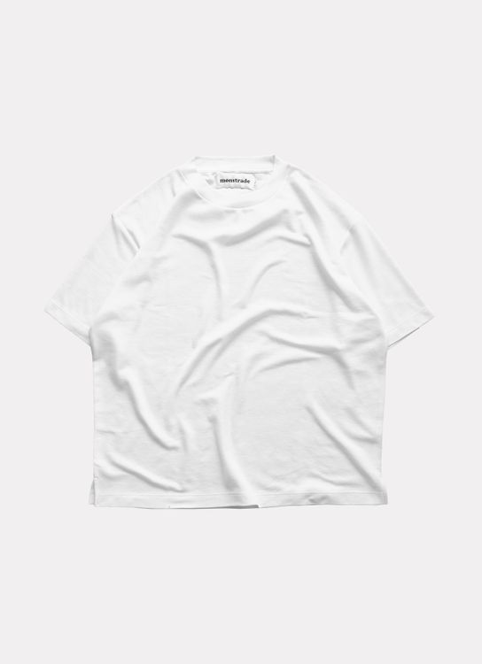 Monstrade Studios Monstrade White Oversized T-Shirt