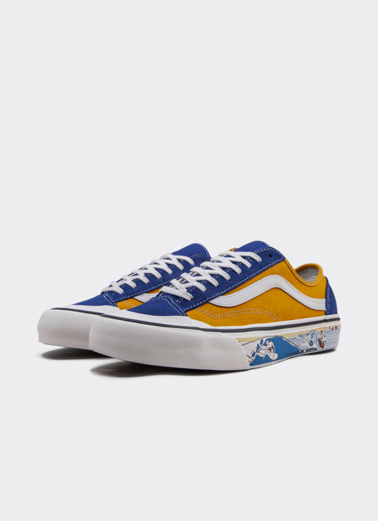 Vans Style 36 Decon SF - Yellow