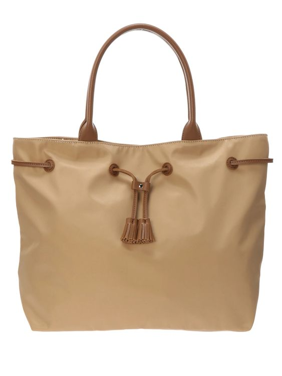 Earth, Music & Ecology Niko Bag - Beige