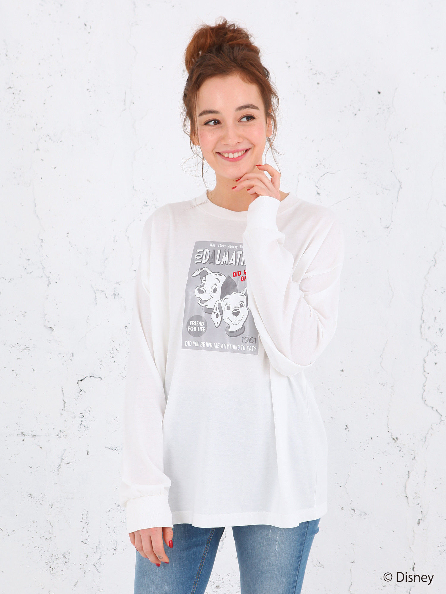 E-hyphen World Gallery Marie Pullover - Pink