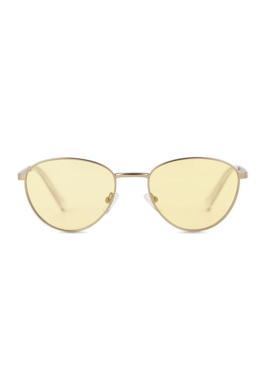 Bridges Eyewear Bridges Eyewear Reid Sunglasses Gold