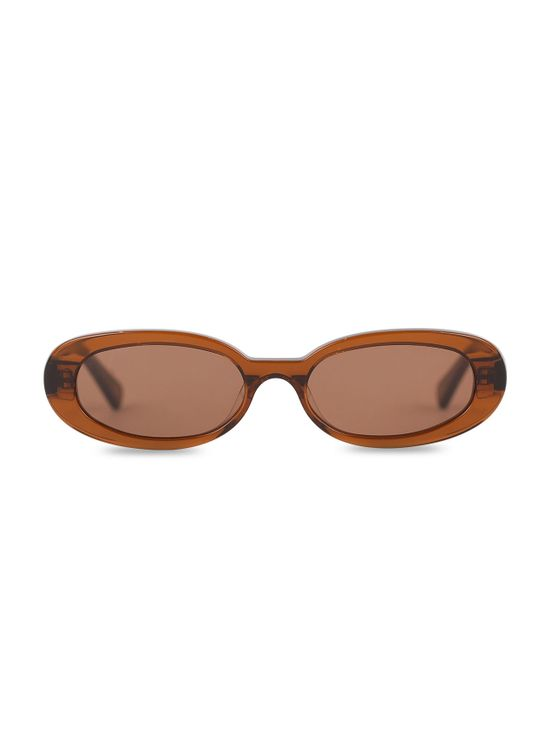 Bridges Eyewear Bridges Eyewear Leno Sunglasses Crystal Brown