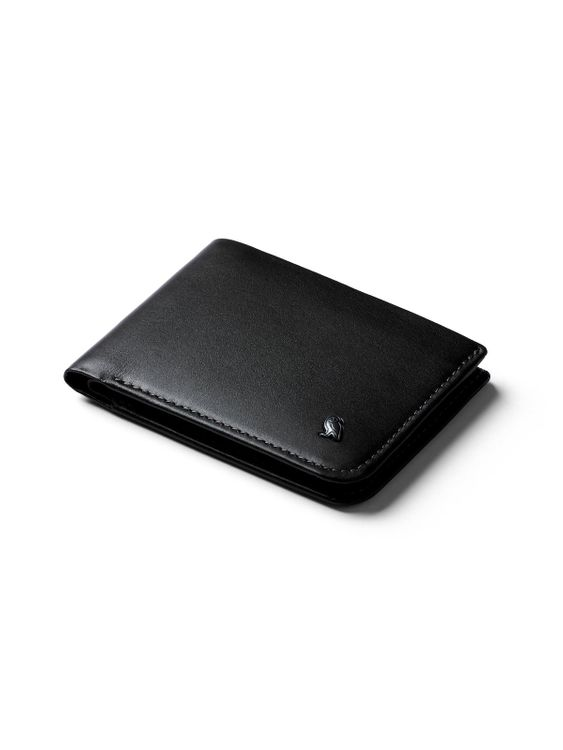 Bellroy Bellroy Hide and Seek Wallet Black RFID with GIFT BOX
