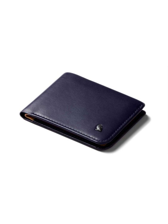 Bellroy Bellroy Hide and Seek Wallet Navy RFID with GIFT BOX