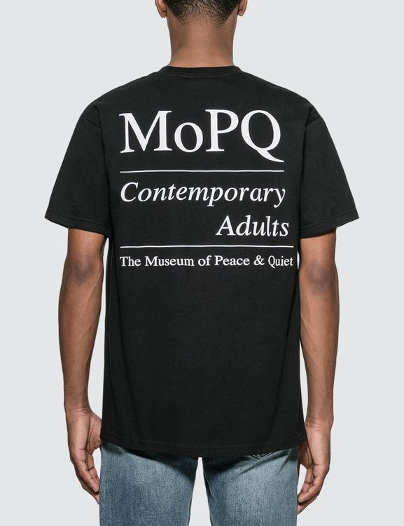 Peace & Quiet MoPQ T-Shirt