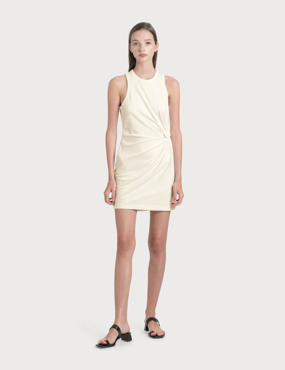 Alexander Wang.T Heavy Soft Jersey Fitted Tank Dress