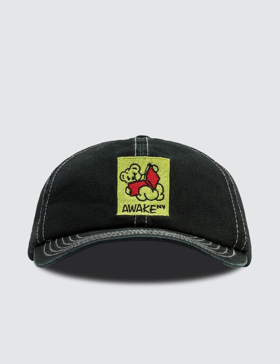 A.W.A.K.E. Bed Time Logo Hat