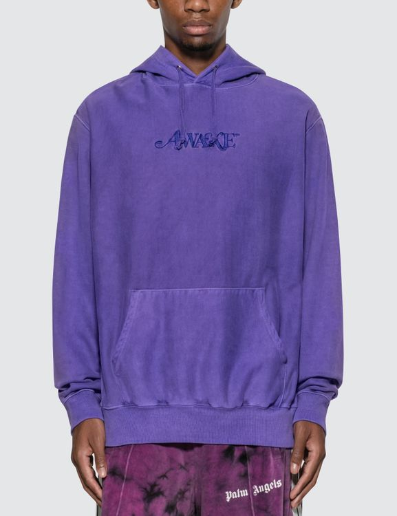 A.W.A.K.E. Classic Logo Embroidered Hoodie