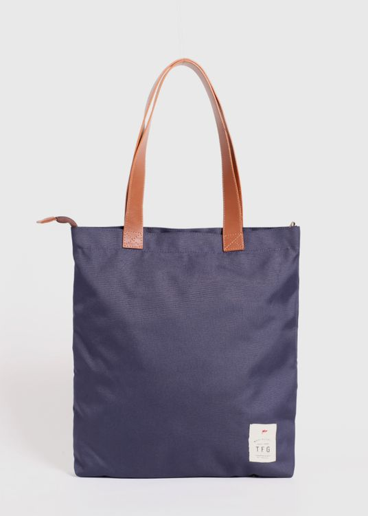 Taylor Fine Goods Tote Bag 406 Blue