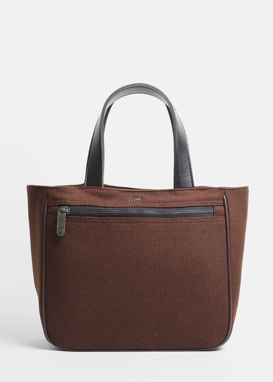 Taylor Fine Goods Tas Hand Bag Aiko 204 Brown
