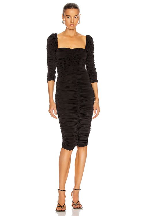 Reve Riche Emanuele Midi Dress
