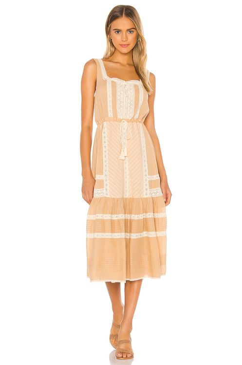 Spell & The Gypsy Collective Cinder Midi Dress