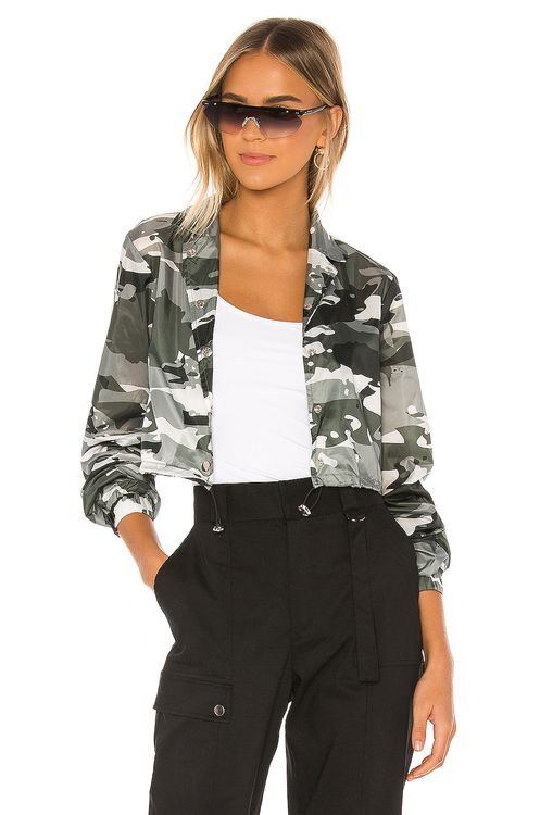 super down Odessa Cropped Jacket