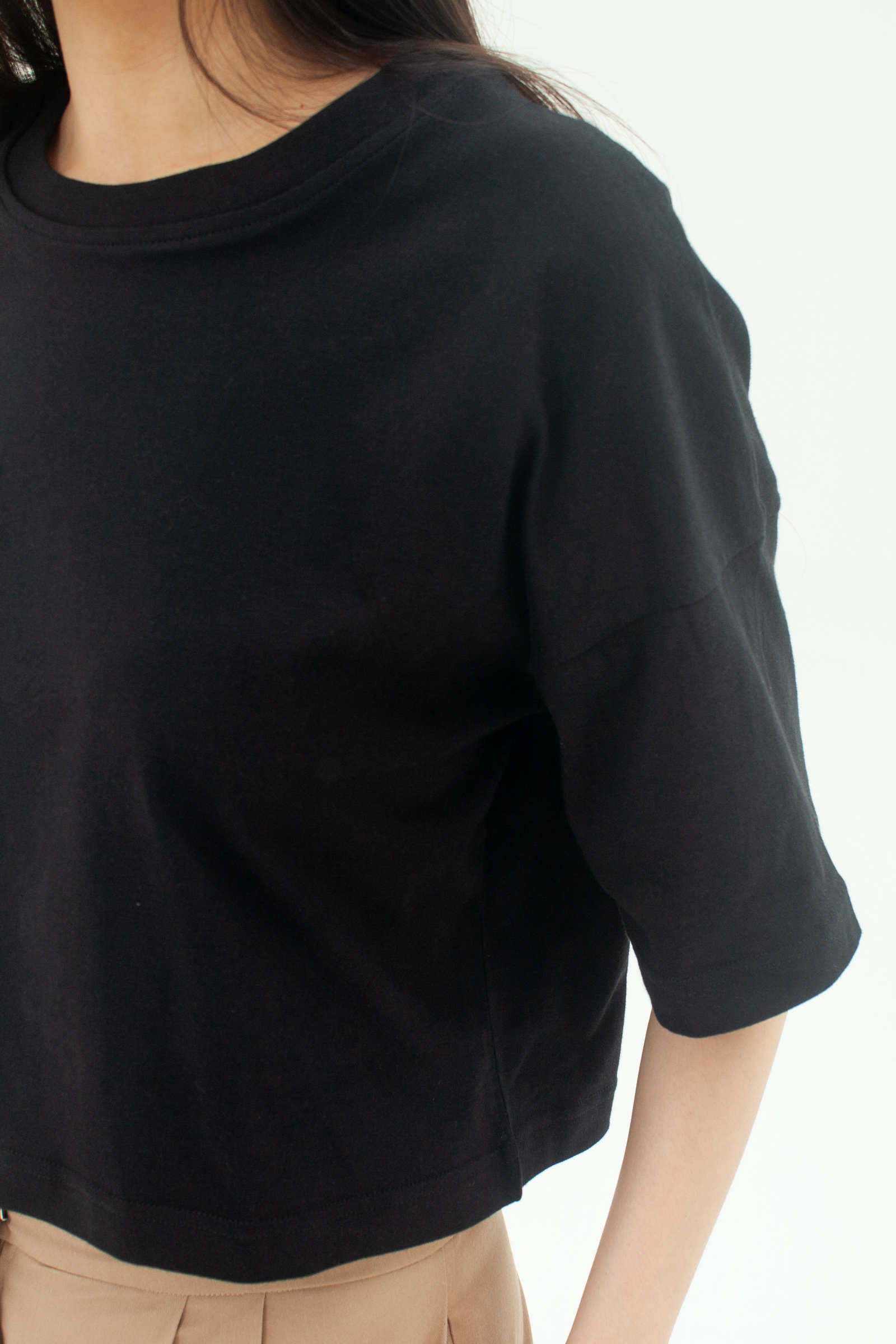 Shopatvelvet Cara Shirt Black