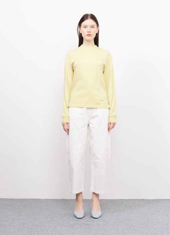 Sevendays Sunday Carmen Sweater - Light Yellow
