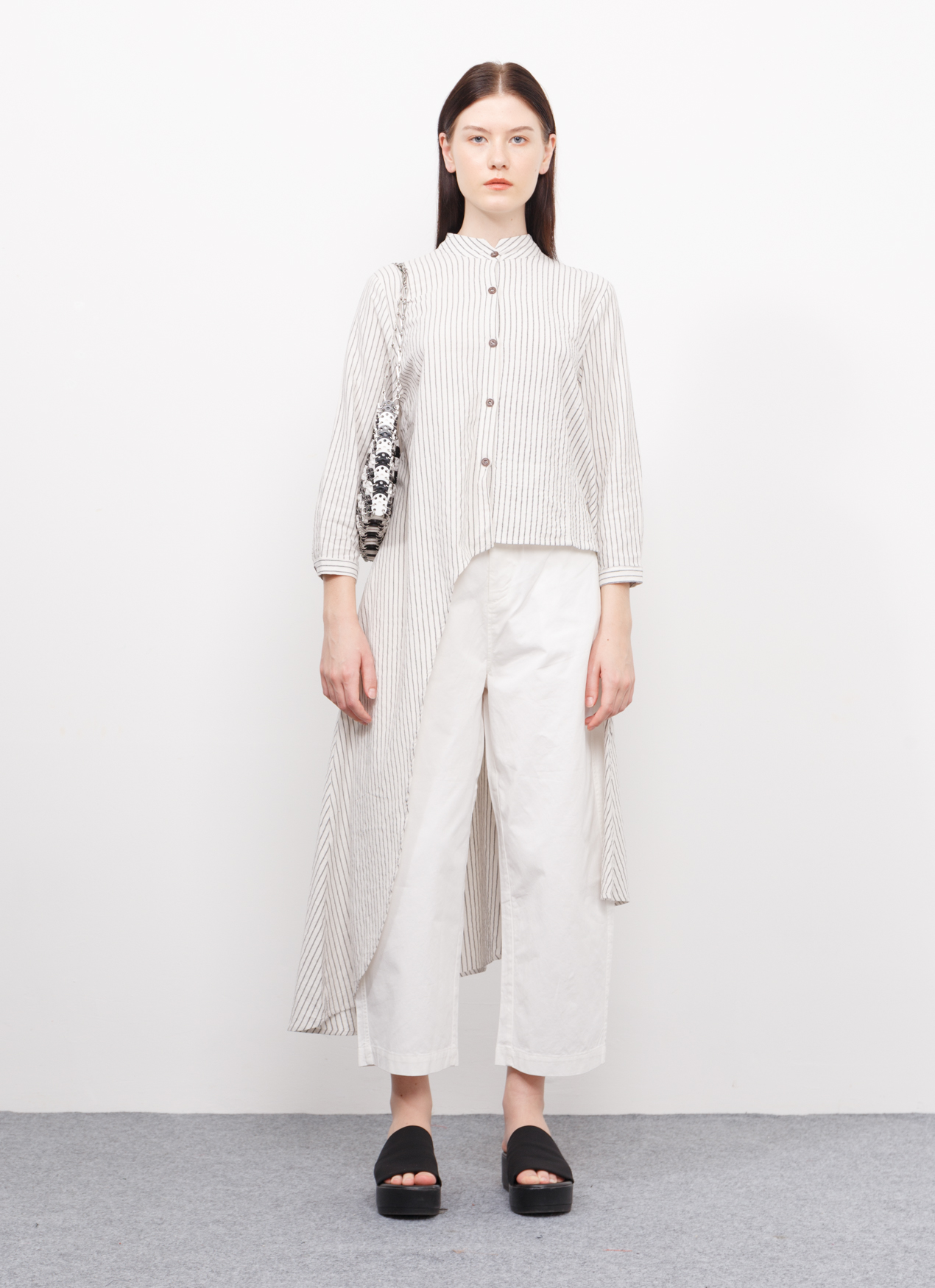 BOWN Tyler Top - White