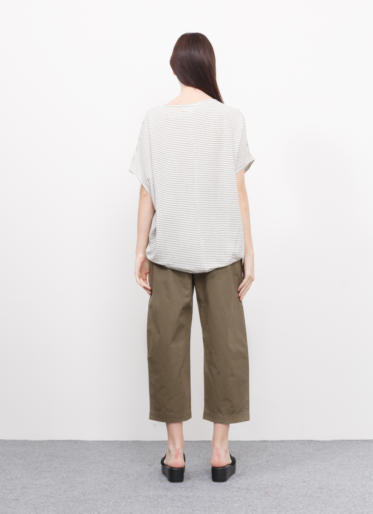 BOWN Lyrra Top - Off White