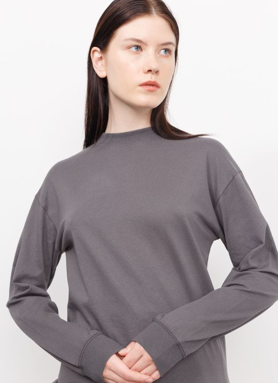 Sevendays Sunday Carmen Sweater - Charcoal Gray